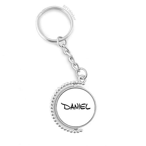 DIYthinker Especial de Escritura Inglés Nombre Daniel ...
