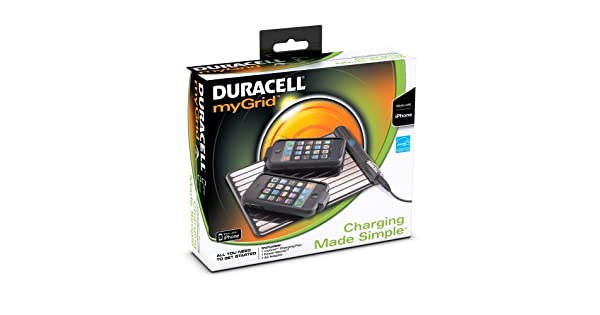 Amazon.com: Duracell mygrid
