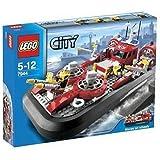 レゴ (LEGO) シティ 消防 ファイア・ホバークラフト 7944