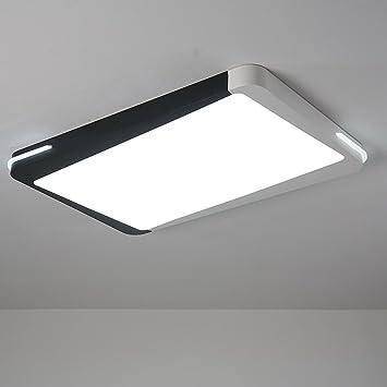 WAZTT Lámpara de Luces de Techo Moderna Led para Dormitorio ...