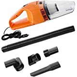 Car Vacuum Cleaner,Bigaint Handheld Auto Wet & Dry DC 12 Volt 120W Vacuum Cleaner with 16.4FT 5M Power Cord
