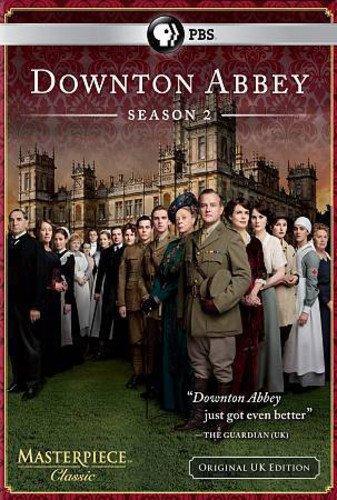 Masterpiece Classic: Downton Abbey – Season 2