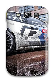 For Annie L Kurtz Galaxy Protective Case, High Quality For Galaxy S3 Volkswagen Polo 28 Skin Case Cover