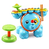 VTech Zoo Jamz Stompin' Fun Drums (English Version)