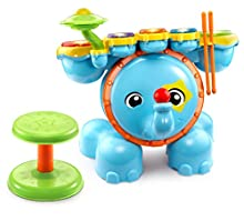 VTech Zoo Jamz Stompin' Fun Drums