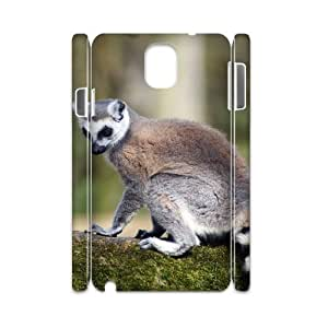 HXYHTY Diy case Lemur customized Hard Plastic case For samsung galaxy note 3 N9000