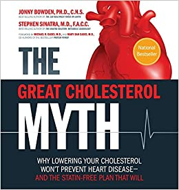 Your doctor is a liar - CHOLESTEROL does NOT cause heart disease