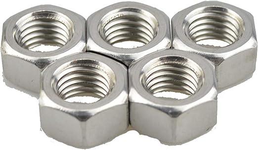 XunLiu 20pcs 304 Stainless Steel Pan Head Phillips Machine Screws M5 60mm