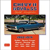 Chevy II - Nova and SS, 1962-1974, R. M. Clarke, 1855206706