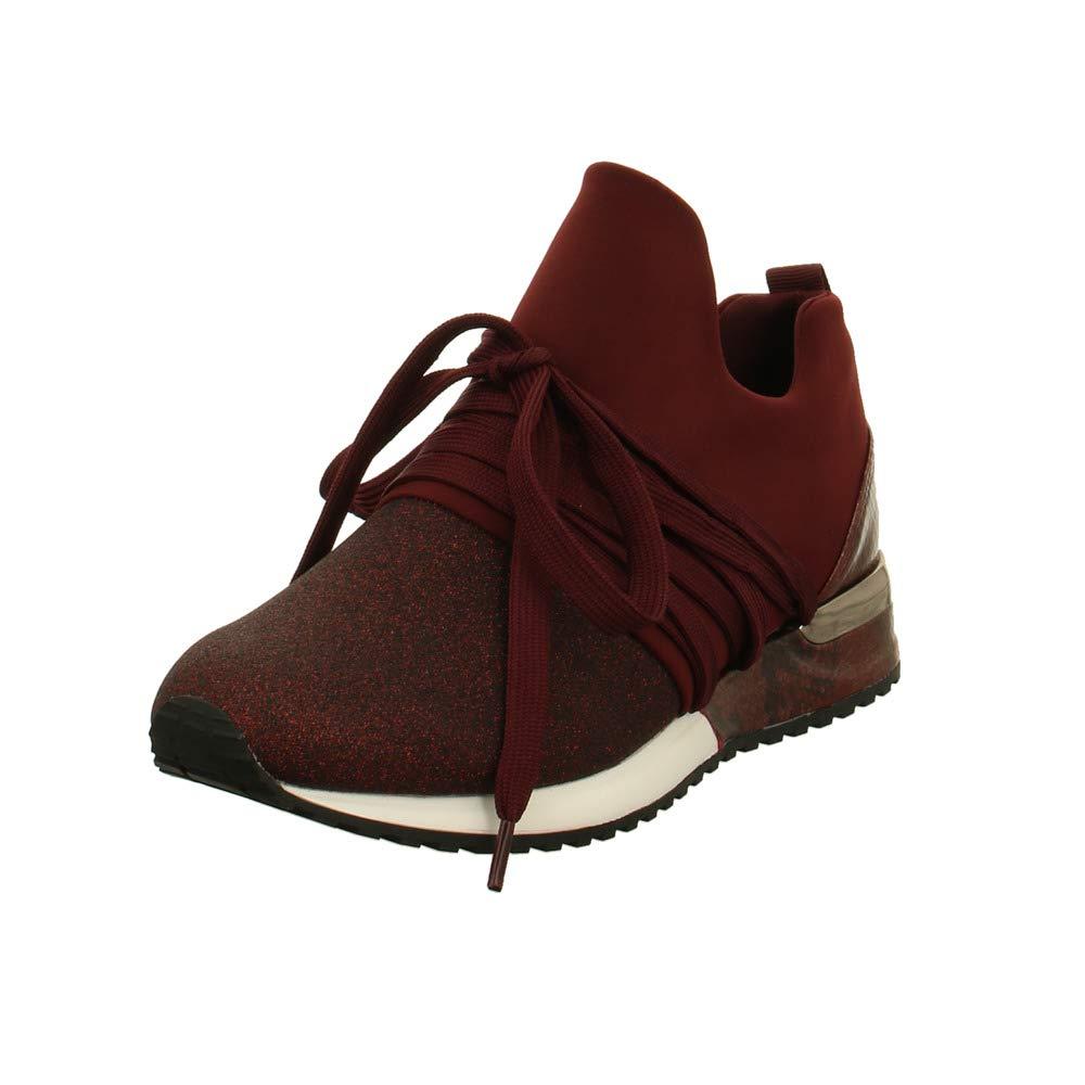 La Strada Damen Sneaker Sneaker in Bordo 1804189 4031 rot 585326
