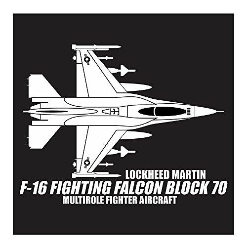 F-16 block 70 Die Cut Decal