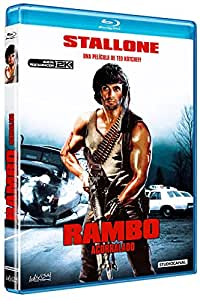 Acorralado (Rambo) [Blu-ray]