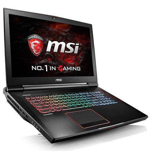 "Image XOTIC MSI GT73VR Titan 003 - 17.3"" 120Hz 5ms Gaming Laptop Intel Core i7-6820HK GTX1080 16GB DDR4 1TB SATA SSD +1TB HDD TB3Win10 VR Ready - HTC Vive Compatible no. 1"