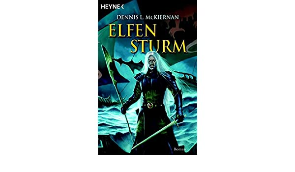 Elfensturm: Roman (Die Elfen-Saga 4) (German Edition)