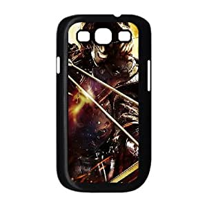Samsung Galaxy S3 9300 Cell Phone Case Black Dragons Dogma 5 LSO7726881