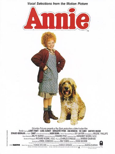 Annie (Vocal selections from the motion picture) with music