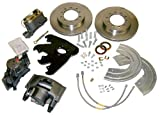 SSBC A135-3 Front Drum to Disc Brake Conversion Kit