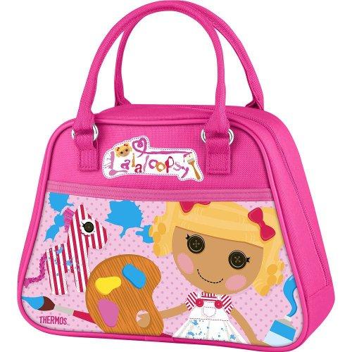 "Lalaloopsy ""Spot Splatter Splash"" Purse Style Children's School Lunchbox"