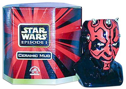 Star Wars Episode 1 Darth Maul Ceramic - Figure Applause