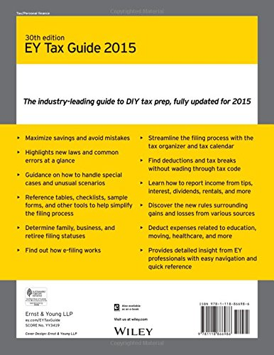 Ernst & Youngs Profit From the New Tax Law