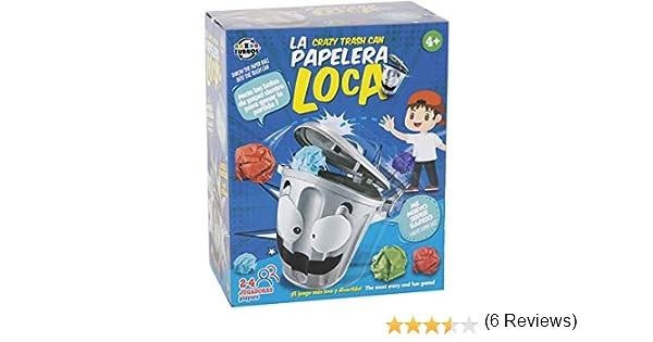 XTURNOS La Papelera Loca: Amazon.es: Juguetes y juegos