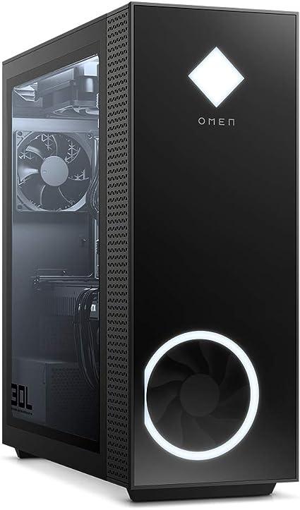 Omen Gt13 0005ng Gaming Desktop Schwarz Mit Computer Zubehör