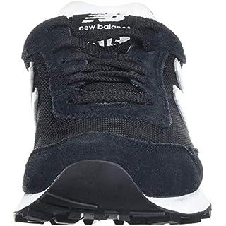 New Balance Women's 515 V1 Sneaker, Black/Silver Mink, 5 W US