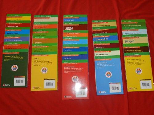Macmillan Readers - Macmillan/McGraw Hill Leveled Reader Library GR N - 30 titles - Weeks 4.1 week 1 thru 4.6 week 5