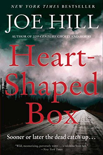 Heart-Shaped Box (Horn Heart)