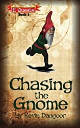 Chasing the Gnome: 11 Quests series, Book 1