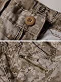 AKARMY Must Way Men's Cotton Casual Military Army