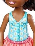 Barbie Club Flower Chelsea Doll
