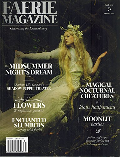 Faerie Magazine Issue #31