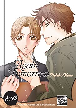 Again Tomorrow (Yaoi Manga) by [Kamo, Nabako]
