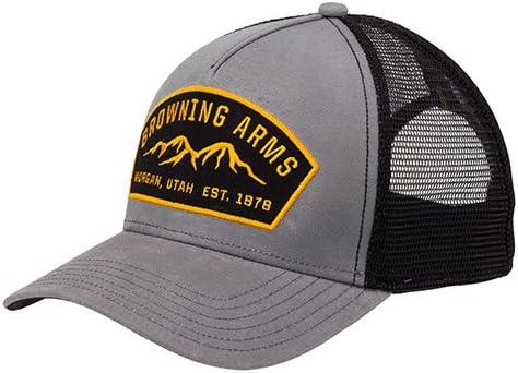 Browning 308877691 - Gorra, color gris: Amazon.es: Deportes y aire ...