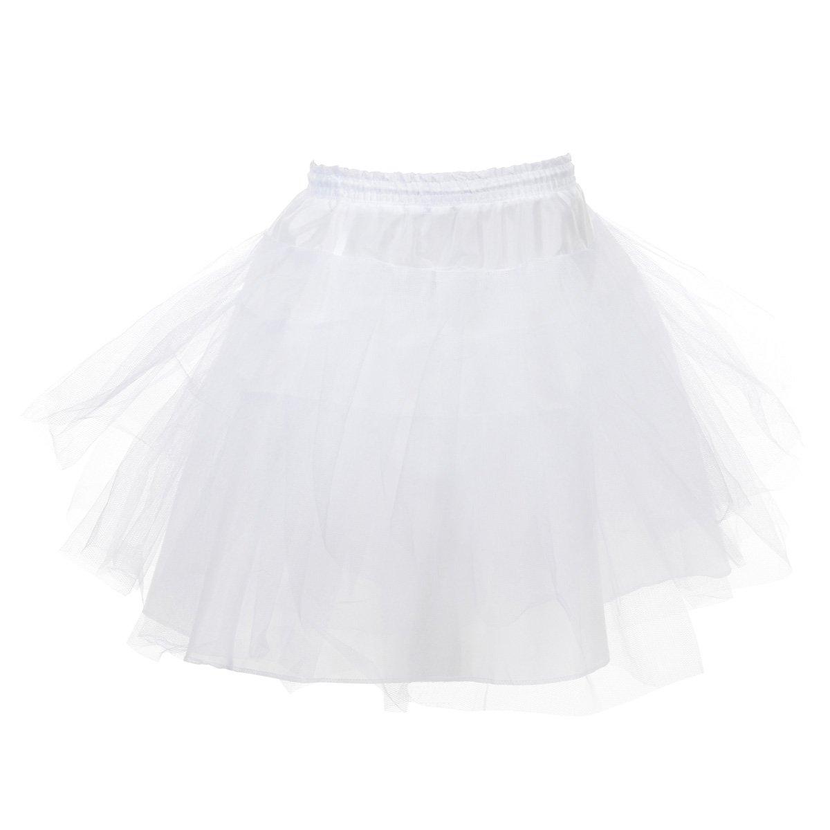 Artwedding Mini 3 Layers Girls Petticoat Artweding QC130061
