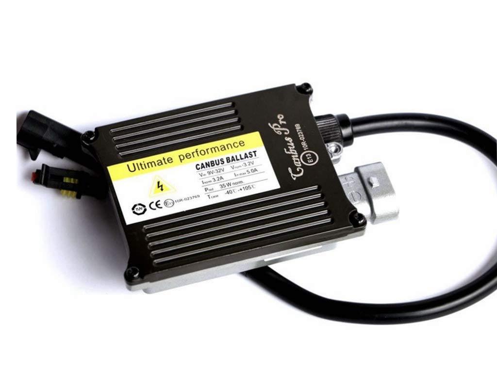 pezzo Canbus Pro HID ballast 35/W /32/V senza errori per kit Xenon ECE omologazione E13/9/ universale per 9006/9005/H11/H1/H3/H4/H7/lampada allo xeno