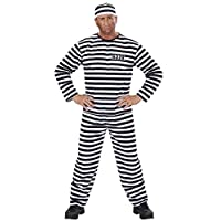 Widmann - Costume da Carcerato taglia M 39092
