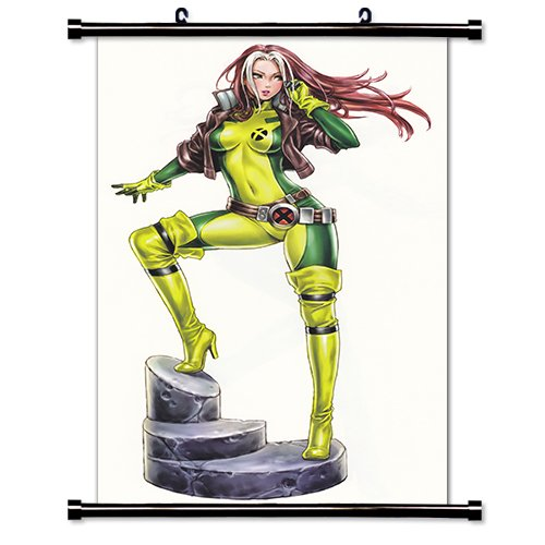 Price comparison product image X-Men Rogue Comic Fabric Wall Scroll Poster (32x57) Inches