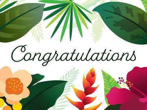 Congrats Floral eGift Card link image