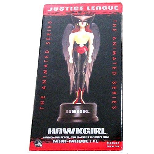 Hawkgirl Mini - DC Justice League Hawkgirl Mini Maquette