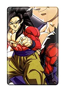 Best Anti-scratch And Shatterproof Dragon Ball Gt Phone Case For Ipad Mini 3/ High Quality Tpu Case
