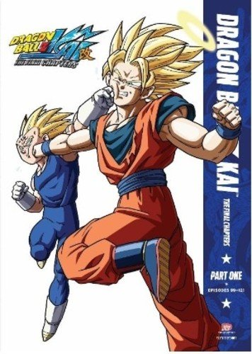 Dragon Ball Z Kai: The Final Chapters - Part One [Blu-ray] (Dragon Ball Z Majin Vegeta Vs Majin Buu)