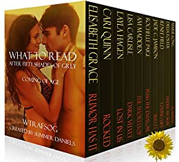 What To Read After Fifty Shades of Grey: Coming of Age (WTRAFSOG Themes Book 8) by [Grace, Elisabeth, Quinn, Cari, Hagen, Layla, Carlisle, Lisa, Madden, AM, Paige, Rochelle, Jamison, Jade C., Field, Renee, Foster, Delia, Long, Marie]