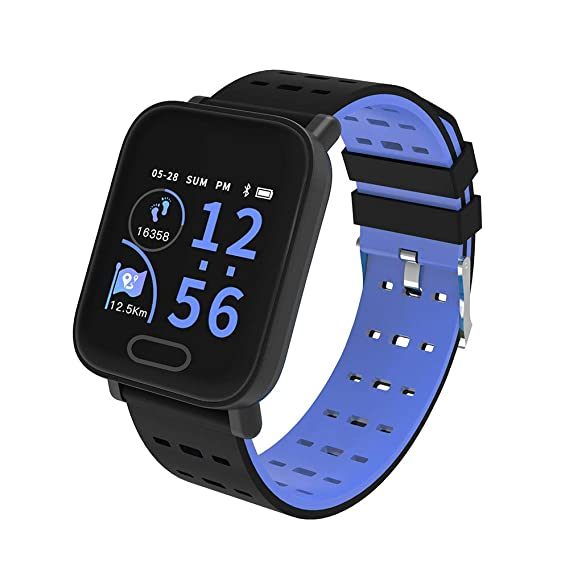 Smartwatches Reloj Inteligente, TIFIY 2019 Bluetooth Smart ...