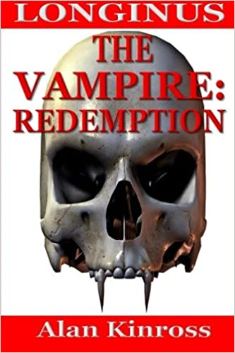 Book Longinus The Vampire: Redemption