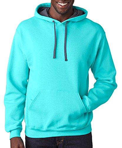 Adult Hooded Pullover - 9