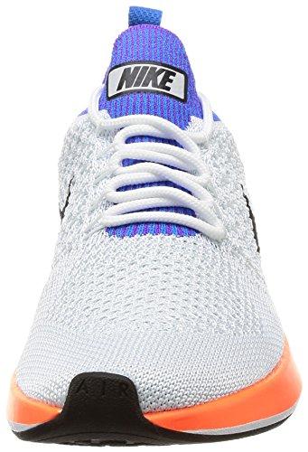 Blanco Para whitehyper Gimnasia Racer Crimsonpure Zoom Mujer Air Platinum Zapatillas De Flyknit Nike Mariah Pq840v