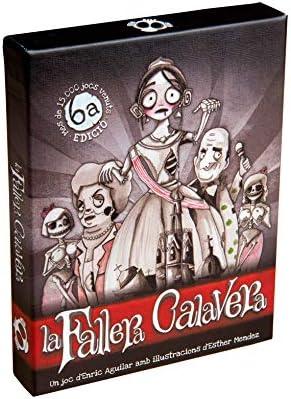 Zombi Paella La Fallera Calavera: el JOC de Cartes valencià ...