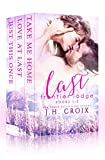 Last Frontier Lodge: Books 1 - 3 (Last Frontier Lodge Series)